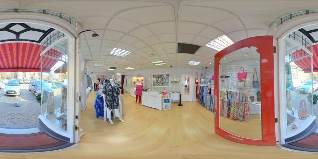 Bellissimo Boutique Virtual Tour