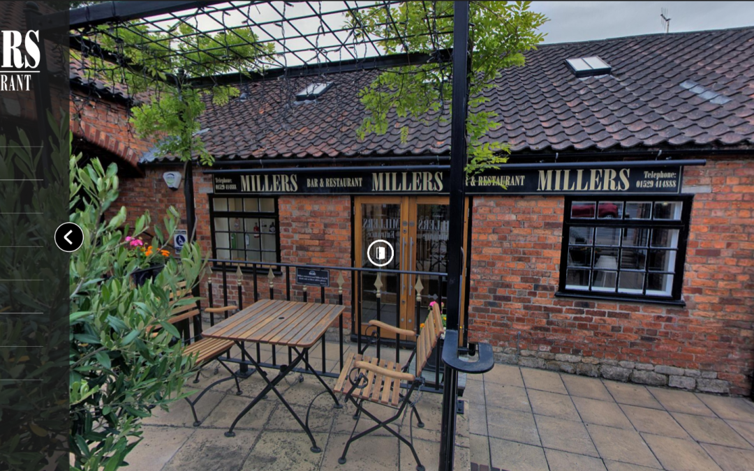 Millers Restaurant Virtual Tour