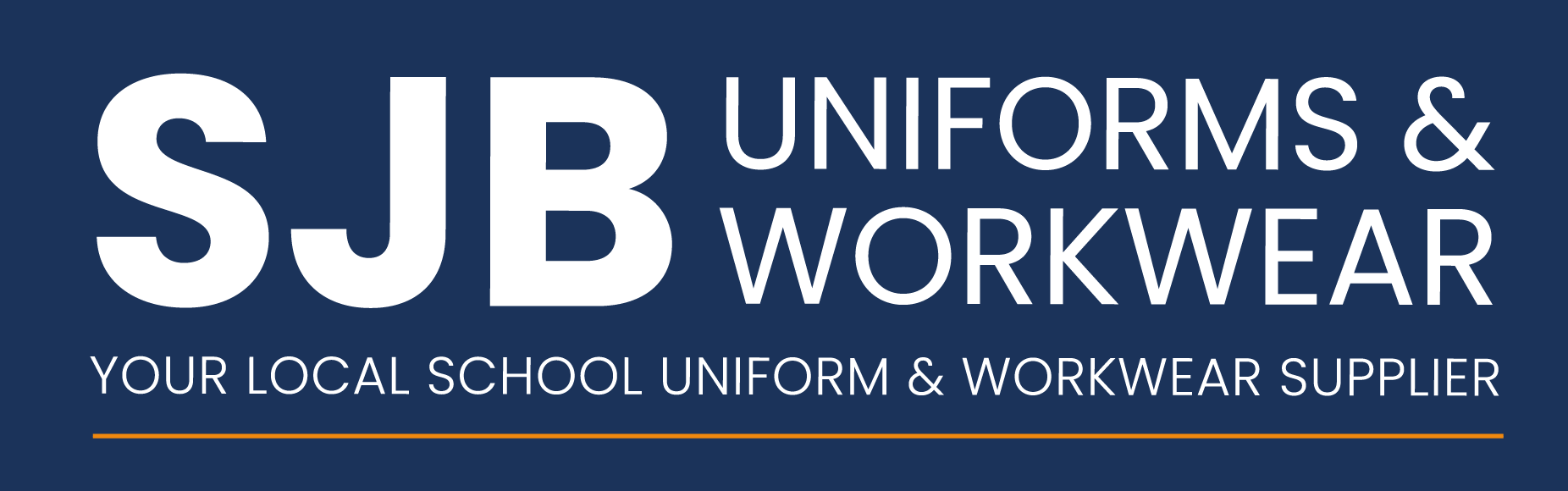 SJB Uniforms Logo